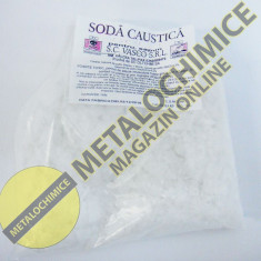 Soda caustica 1kg - Puritate 75%