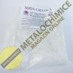 Soda caustica 1kg Puritate 98%