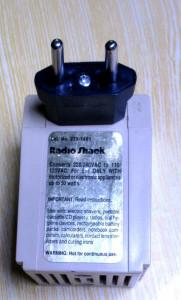 un transformator de la 220 la 110v convertor adaptor invertor 50w