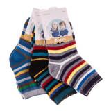 Set 3 perechi sosete copii E5001-2 multicolore