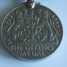 Medalie Anglia -defence medal-601, Europa