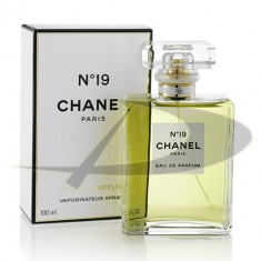 Chanel No19, 100 ml, Apă de parfum, pentru Femei - Parfum femeie