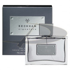 David Beckham Signature, 100 ml, Apă de parfum, pentru Barbati - Parfum barbati
