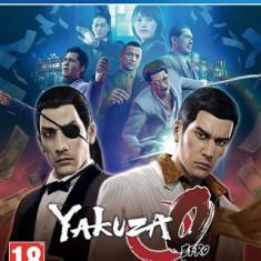 Yakuza 0 Zero Ps4, Actiune, 18+