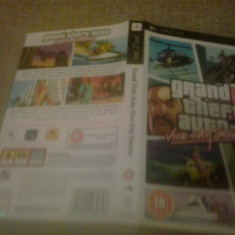 Grand Theft Auto - GTA - Vice City Stories - PSP - Jocuri PSP Rockstar Games, Actiune, 18+, Single player