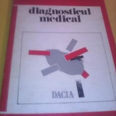 DIAGNOSTICUL MEDICAL DE ADRIAN RESTIAN 1988 CARTONATA - Carte Diagnostic si tratament
