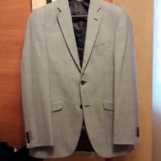 Costum HUGO BOSS - Costum barbati Hugo Boss, Marime: 48, Culoare: Gri