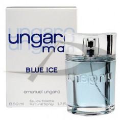 Emanuel Ungaro Man Blue Ice, 100 ml, Apă de toaletă, pentru Barbati - Parfum barbati