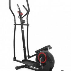 Bicicleta eliptica Hiton Trip-neagra - Bicicleta fitness SPORTMANN