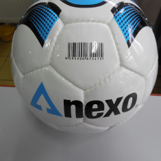 MINGE MINGI FOTBAL NEXO THUNDER PENTRU IARBA SI SINTETIC - Minge fotbal Nexo, Classique, Marime: 5, Gazon