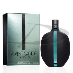 Lanvin Avantgarde, 100 ml, Apă de toaletă, pentru Barbati - Parfum barbati