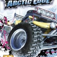 Motorstorm Arctic Edge Psp - Jocuri PSP Sony, Curse auto-moto, 12+, Single player