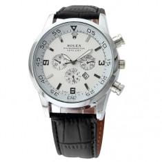 Ceas Barbatesc Rolex Elegant, Quartz