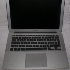 APPLE MacBook Air mid 2012 i5 1.8GHz 4Gb Ram 128 SSD 52 cicluri + Magic Mouse - Laptop Macbook Air Apple, 13 inches, Intel Core i5, 1501- 2000Mhz, 120 GB
