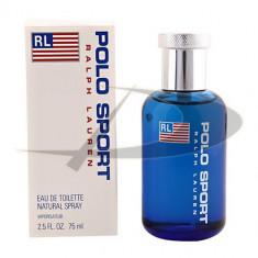 Ralph Lauren Polo Sport, 125 ml, Apă de toaletă, pentru Barbati - Parfum barbati