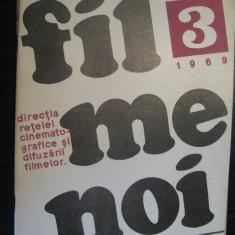 Film / cinema - revista filme noi / martie 1969