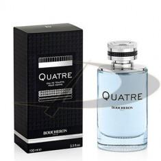 Boucheron Quatre Pour Homme, 100 ml, Apă de toaletă, pentru Barbati - Parfum barbati
