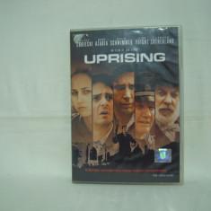 Vand dvd film de actiune Uprising, original, stare perfecta ! - Film actiune, Romana