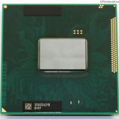 Procesor Laptop Intel i5-2520M 2500Mhz-3200Mhz Turbo/3M Cache/QuadCore, Intel Core i5, 2500- 3000 Mhz, Numar nuclee: 4, G2