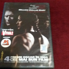 XXP FILM MILLION DOLLAR BABY - Film drama Altele, DVD, Romana
