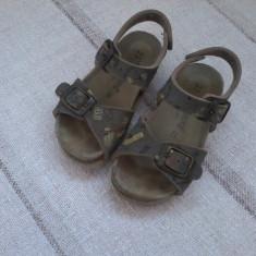 Sandale copii Made in Italia Unisex din piele Goldstar Italia marimea 23 - Pret Mic, Culoare: Din imagine, Piele naturala