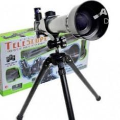 Telescopul Refined cu 3 lentile de marire - Jocuri Stiinte