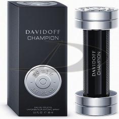 Davidoff Champion, 90 ml, Apă de toaletă, pentru Barbati - Parfum barbati