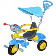 Tricicleta Motor cu acoperis - Mountain Bike