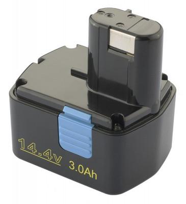 Acumulator pt Hitachi EB1412S, EB1414L,EB1414S,14,4V, 3,0Ah,Ni-Mh, marca Patona, foto