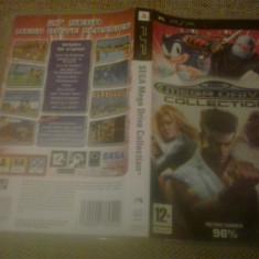 SEGA Mega Drive Collection - PSP - Jocuri PSP Sega, Actiune, 12+, Single player