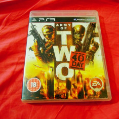 Joc Army of Two the 40th Day, PS3, original, alte sute de jocuri! - Jocuri PS3 Activision, Shooting, 18+, Single player