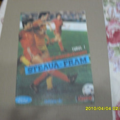 Program Steaua - Fram Reykjavik - Program meci