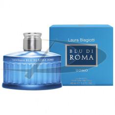Laura Biagiotti Blu Di Roma Uomo, 125 ml, Apă de toaletă, pentru Barbati - Parfum barbati