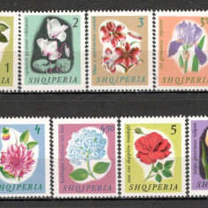 Albania.1965 Flori  SA.498, Nestampilat