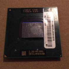 Procesor INTEL CORE 2 DUO T7500 SLAF8 - Procesor laptop