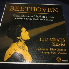 Beethoven / Victor Desarzens - Klavierkonzert nr. 4 . Rondo in B-dur_vinyl, LP - Muzica Clasica Altele, VINIL