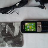 Telefon Nokia model 2630, Negru, Nu se aplica, Neblocat, Fara procesor