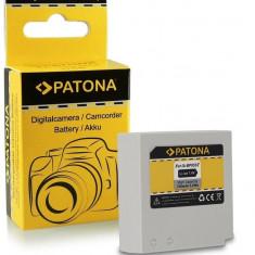 Acumulator pt Samsung IA-BP85ST, HMX-H100, HMX-H104, HMX-H105, marca Patona, - Baterie Aparat foto PATONA, Dedicat
