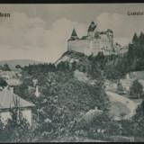 BRAN - Castelul regal - fotograf J. Schneider, Necirculata, Fotografie