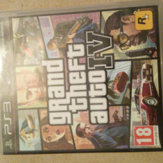 Grand Theft Auto IV joc PS3 - Jocuri PS3 Rockstar Games