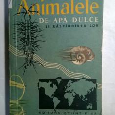 G. D. Vasiliu, P. Banarescu - Animalele de apa dulce si raspandirea lor - Carte Biologie