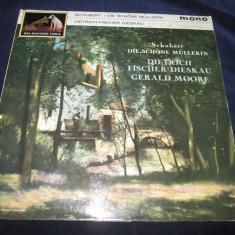 Schubert / Gerald Moore - Die Schone Mullerin(The beautiful Miller)_vinyl, LP, UK - Muzica Clasica Altele, VINIL