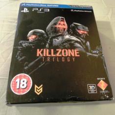 Killzone Trilogy, PS3, original, alte sute de jocuri! - Jocuri PS3 Sony, Actiune, 18+, Single player
