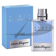 Salvatore Ferragamo Acqua Essenziale, 100 ml, Apă de toaletă, pentru Barbati - Parfum barbati