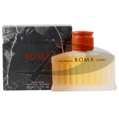 Laura Biagiotti Roma Uomo, 125 ml, Apă de toaletă, pentru Barbati - Parfum barbati