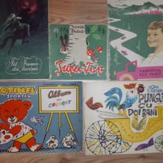 Carti povesti, anii '55-'67 - Carte de povesti