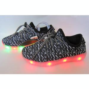Adidasi cu LED  - incarcare USB !
