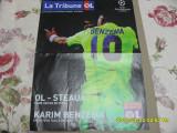 Program    Olympique  Lyon  -  Steaua