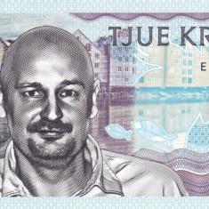 Bancnota Norvegia 20 Kroner 2016 - SPECIMEN ( proba pe hartie cu filigran ) - bancnota europa