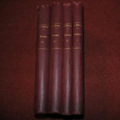 Ion Ghica - Scrieri - Opere Complete - 4 Volume 1914 - 1915 - Filosofie